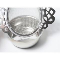 Glass Teapot & Strainer Olympous 1000ML