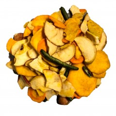 Natural Dried Papaya